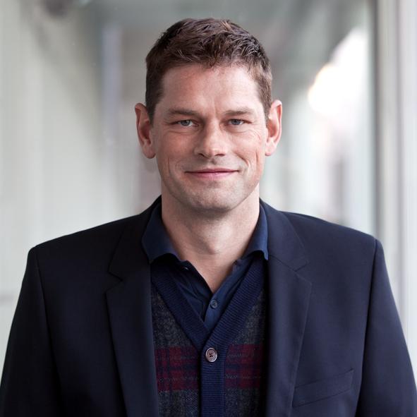 Portrait von Tim Ontrup